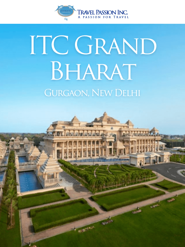 ITC Grand Bharat - Luxurious Health & Wellness SPA