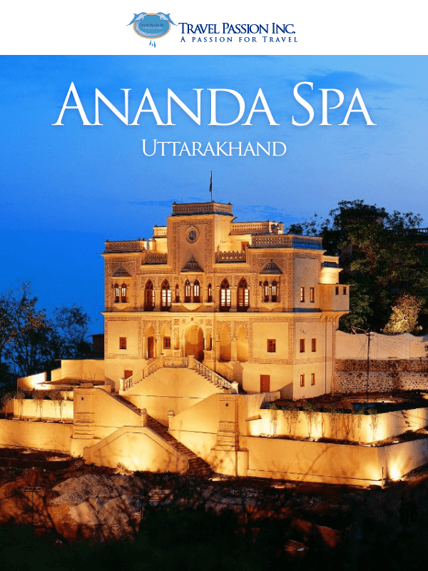 Ananda Spa - The Himalaya - Luxurious Health & Wellness SPA