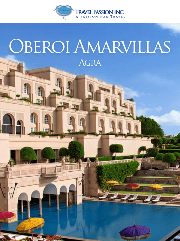 Oberoi Amarvillas - Luxurious Health & Wellness SPA