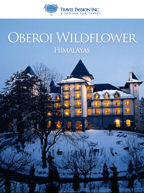 Oberoi Wildflower - The Himalayas - Luxurious Health & Wellness SPA