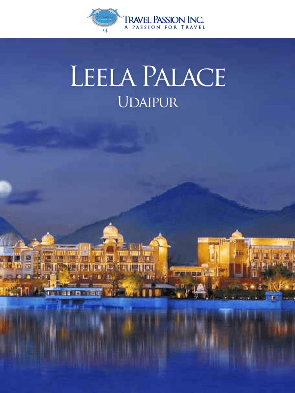 Leela Palace - Udaipur - Luxurious Health & Wellness SPA