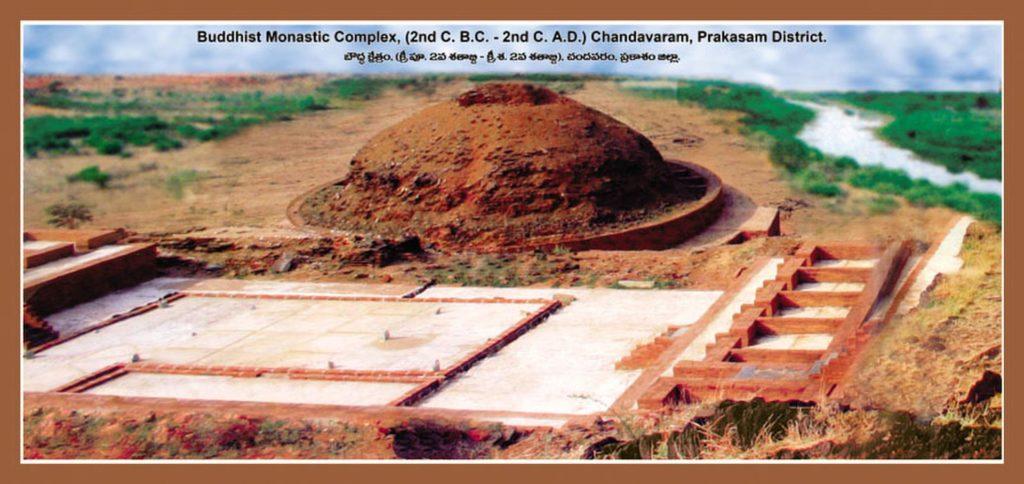 Buddhist Tours - Buddhist Monastic Complex
