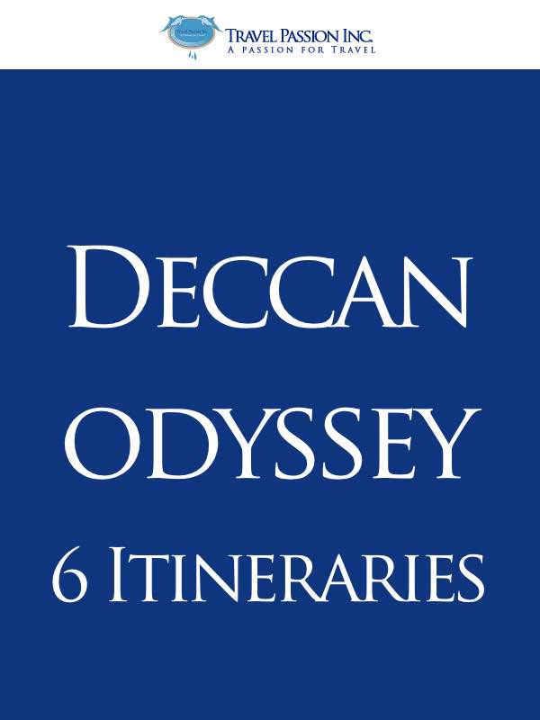 Deccan Odyssey - The Luxury Trains of India