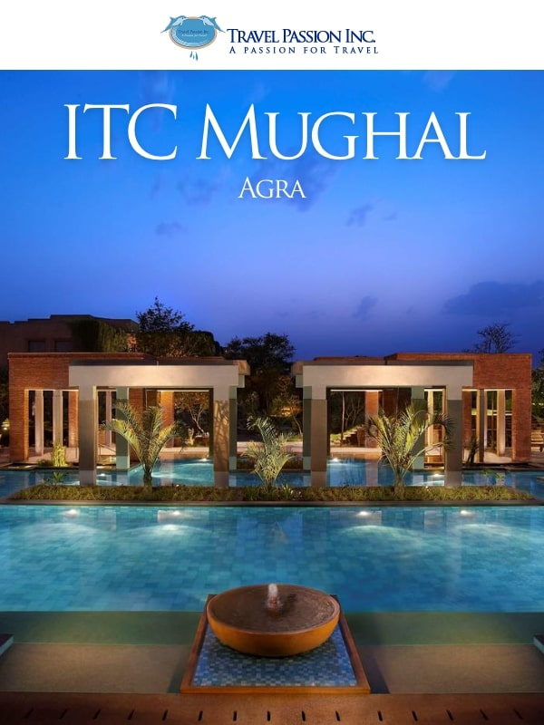 ITC Mughal - Luxurious Health & Wellness SPA