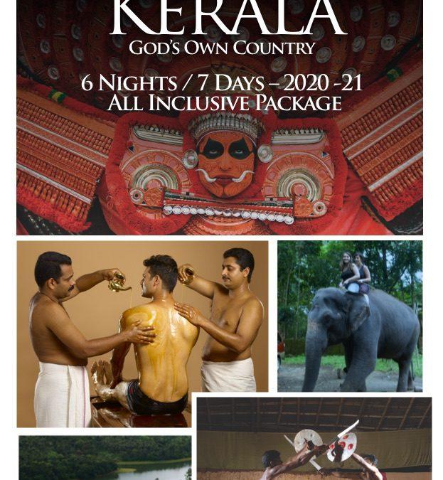 Kerala Calling! – Amazing deal on Kerala